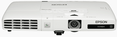 Presentation tip: Carry your own projector