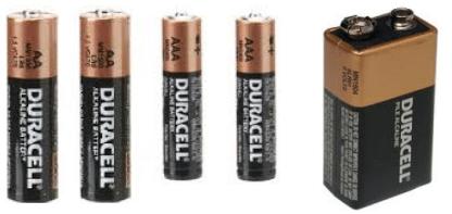 presentation tip - extra battery