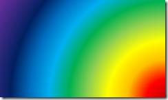 multi colour gradient