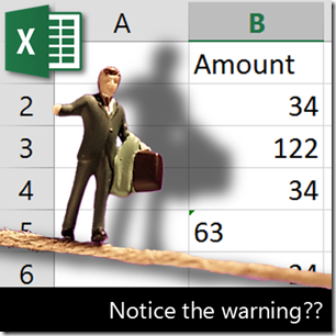green marks in Excel by Dr. Nitin Paranjape