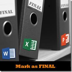 mark final