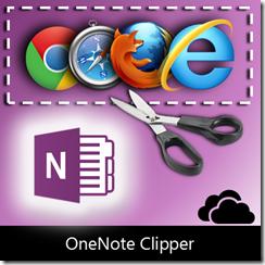 OneNote Clip