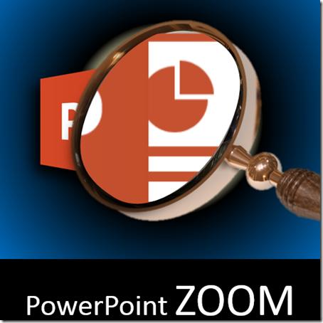PowerPoint zoom