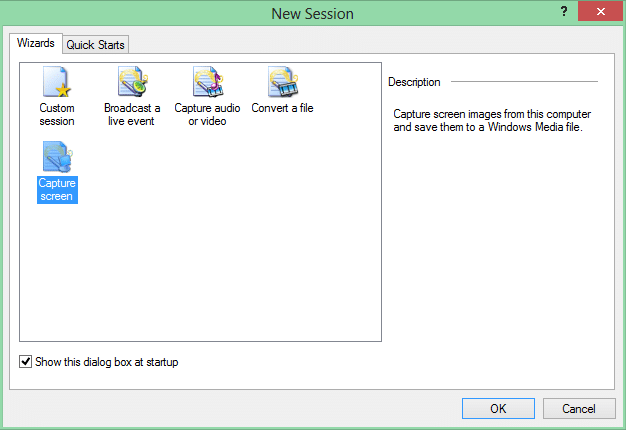 Using Windows Media Encoder
