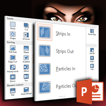 powerpoint transition options by Dr. Nitin Paranjape