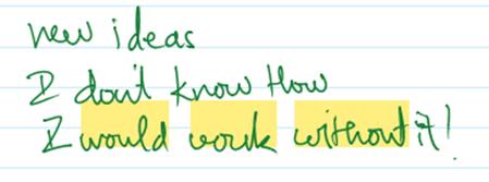 findinwriting