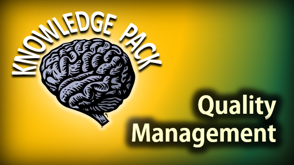 Quality Management Tools - List of articles