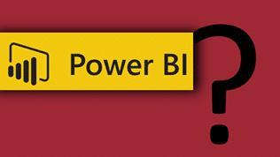 Power BI Glossary poster
