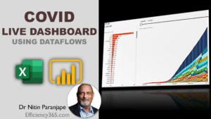 COVID dashboard video link